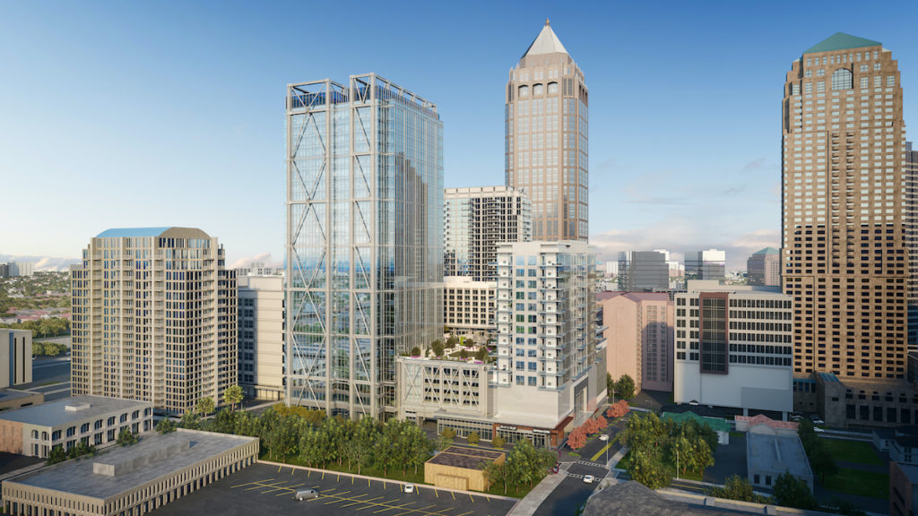 Renderings, Timeline Unveiled For Epicurean Atlanta Midtown - Rendering 1