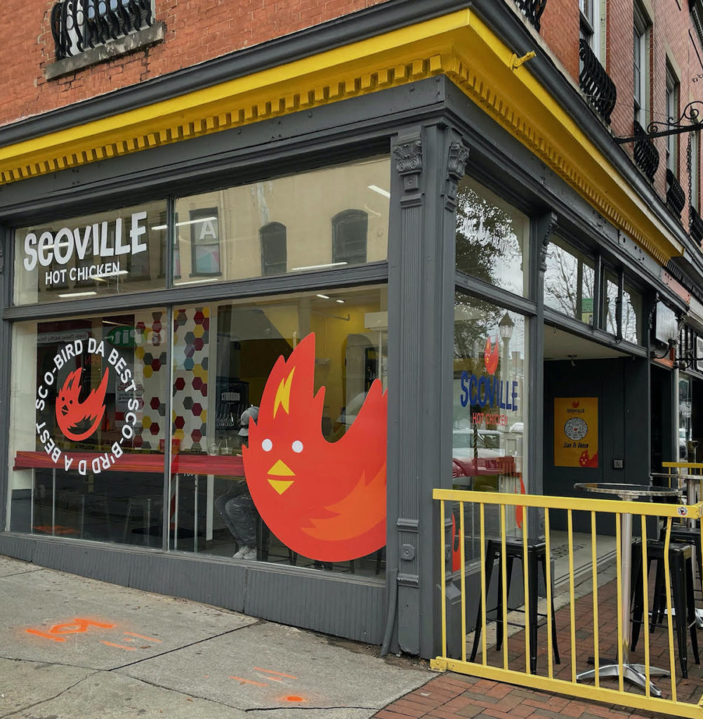 Scoville Hot Chicken Opens Second Georgia Location