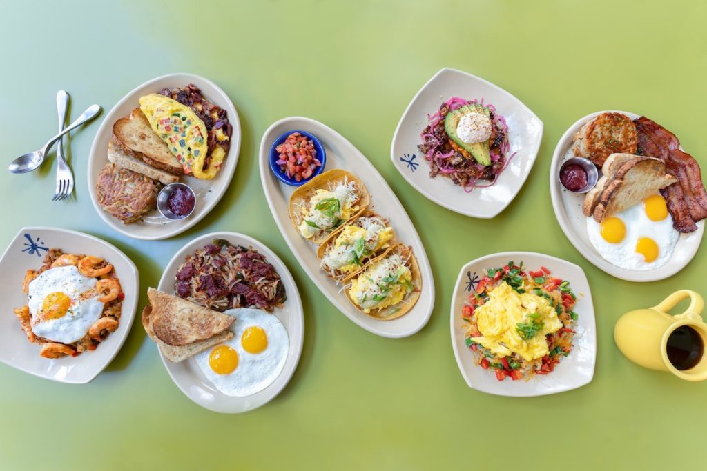 Snooze Sets Opening Day In Sandy Springs, Breakfast Chain's Entry into Georgia - Food Photo