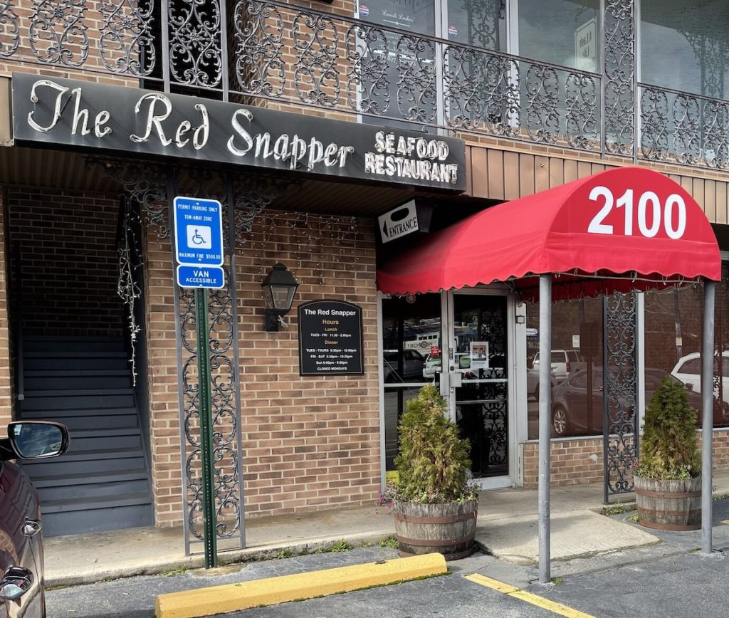The Red Snapper Permanently Closes After Switching Hands in 201