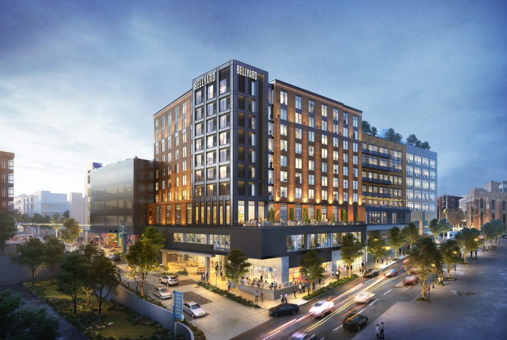 Bellyard Sets Summer 2021 Opening Timeline in West Midtown - Rendering 1