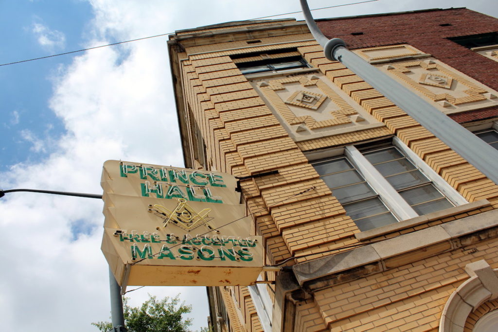 Historic Prince Hall Masonic Lodge To Be Rehabilitated With Eastside TAD Grant