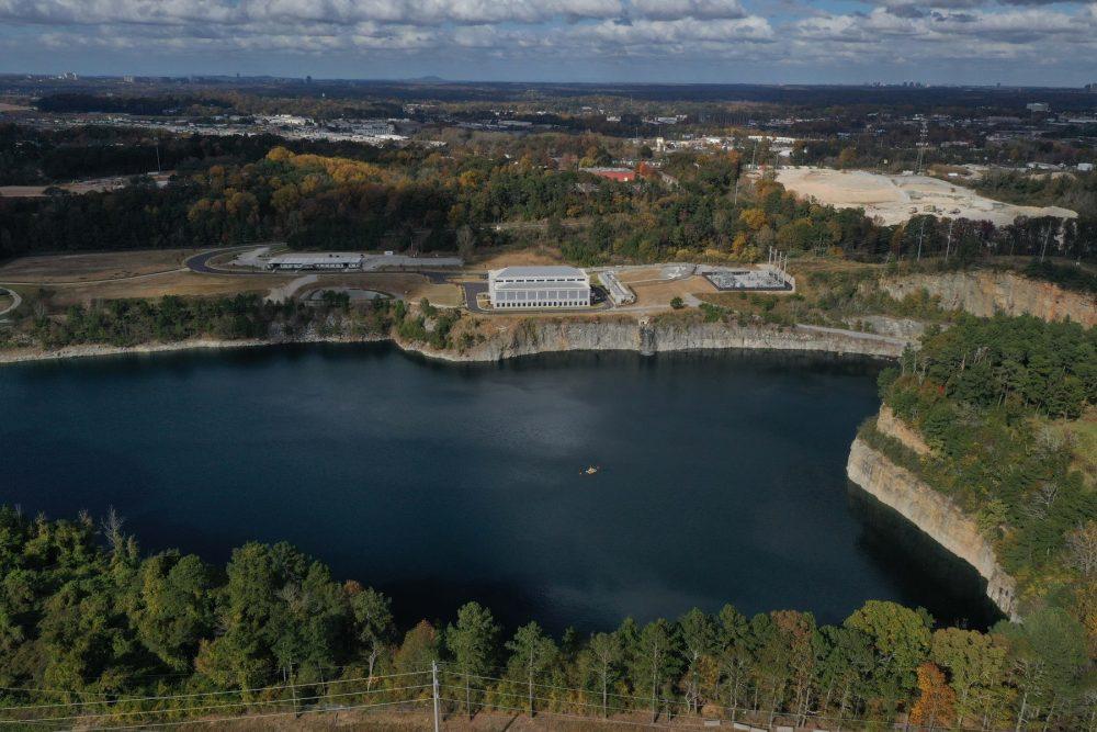 Microsoft Quarry Yards Site