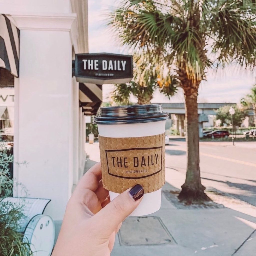 Charleston Coffee Shop The Daily Opening Along Atlanta BeltLine in 2022