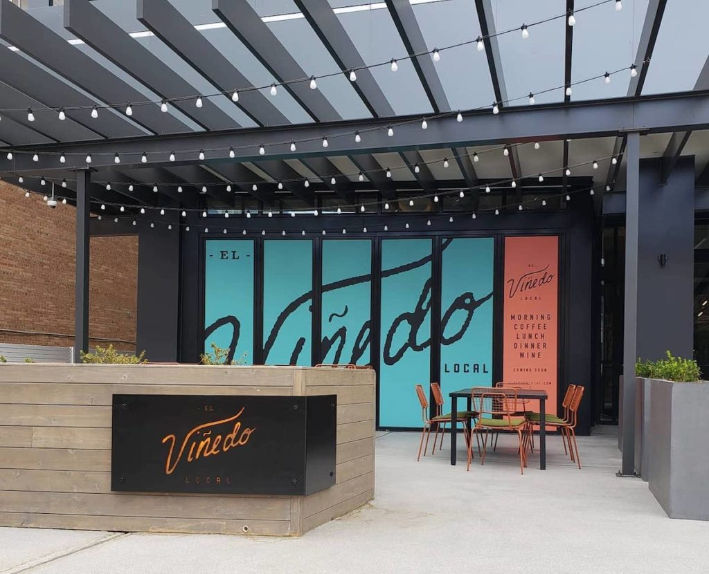 Circa 730 Gains a Coffee Shop, Tapas Bar With The Opening of El Viñedo Local