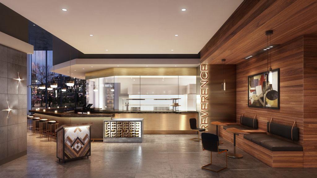 Epicurean Atlanta Announces Plans for Signature Restaurant, Executive Chef Rendering