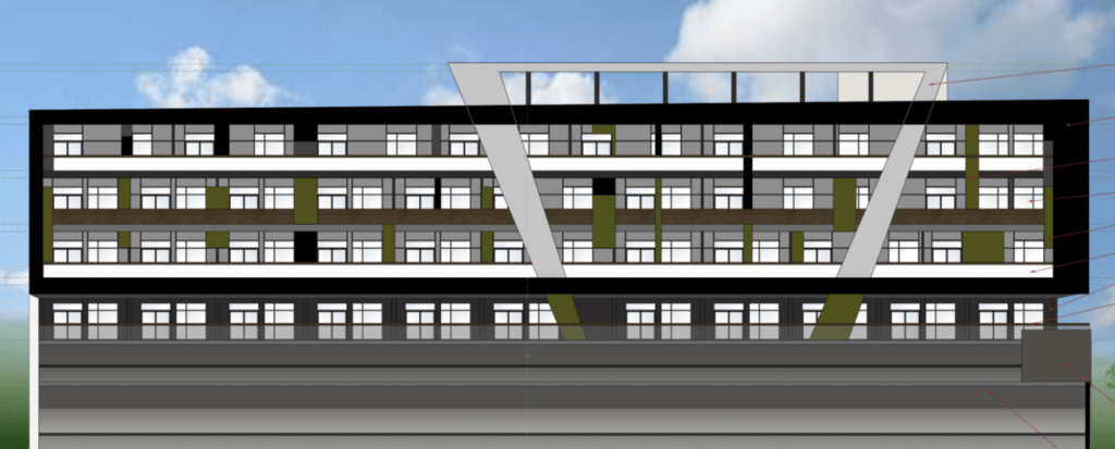 The Leon On Ponce Condo Project Heads Toward Construction - Rendering
