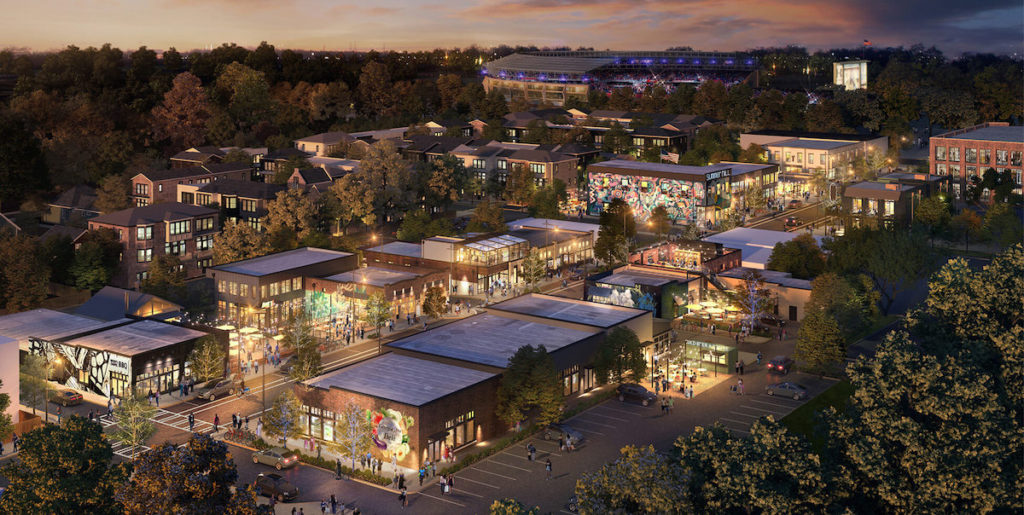 Carter Announces Three Service-Oriented Tenants To Join Sea of Restaurant Lineup in Summerhill