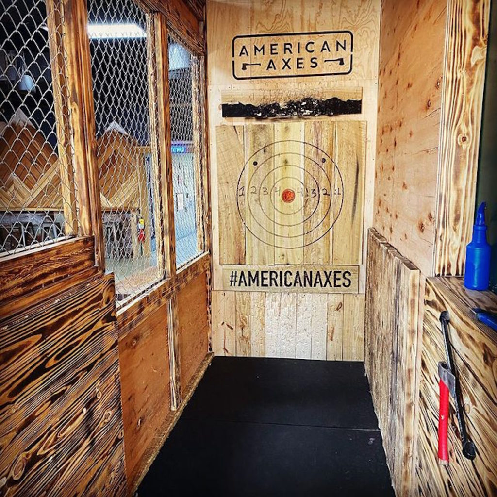 American Axes Ready to Carve Up Its Own The Works