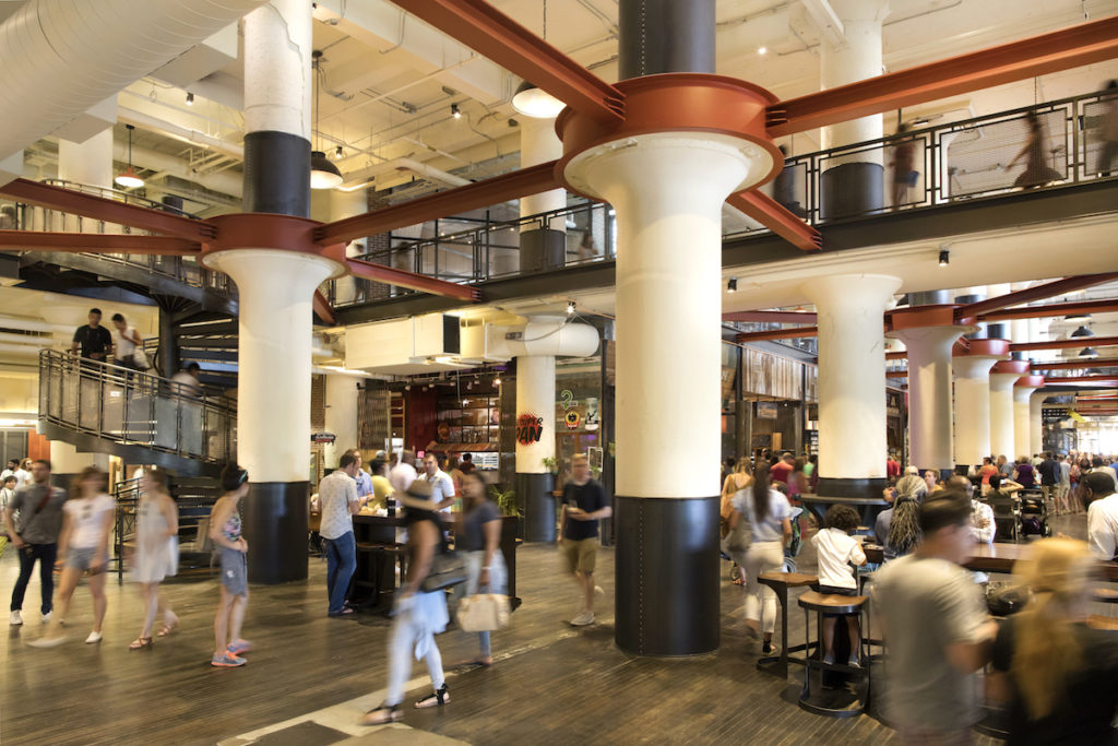 Ponce City Market's Food Hall Expansion Announced