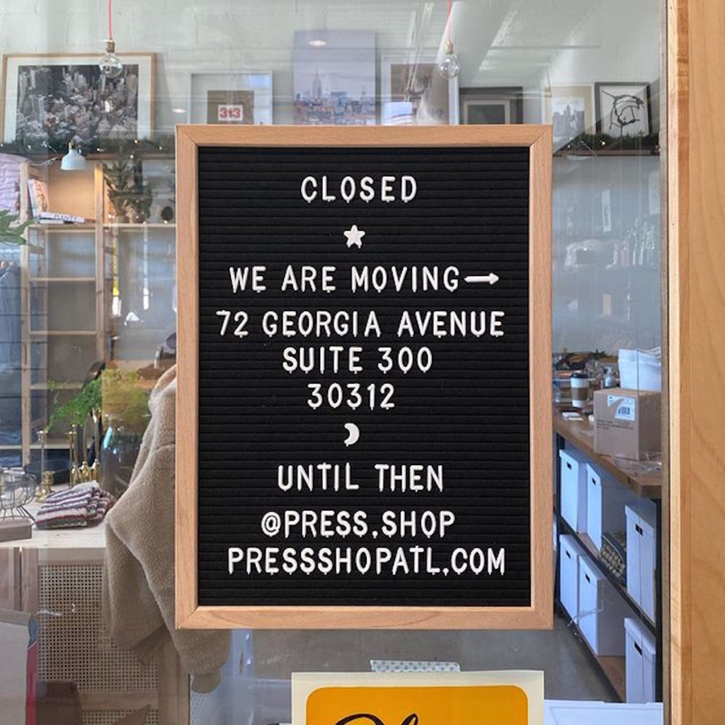 Press Shop Finds New Home in Summerhill
