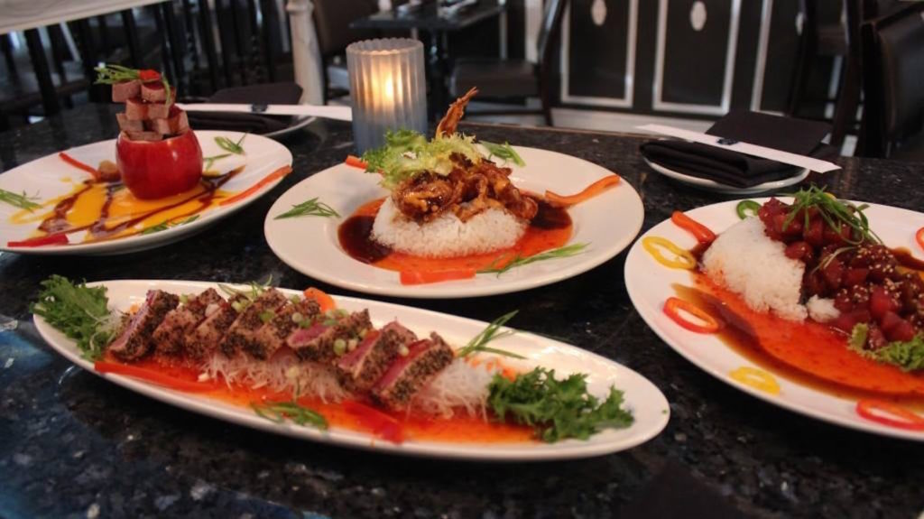 Saito- Sushi, Steak, and Cocktails Serving All of The Above in Downtown Atlanta