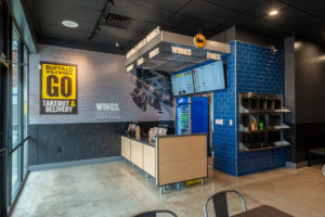 Buffalo Wild Wings Go - Interior Photos