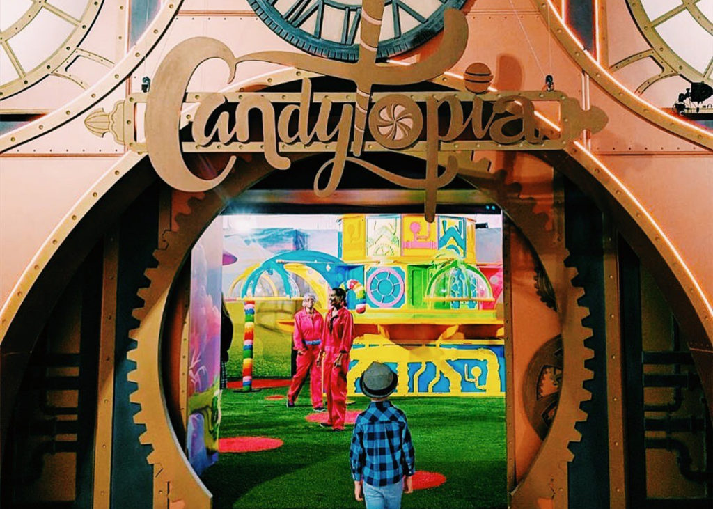 Candytopia Back fo Second Act in Buckhead