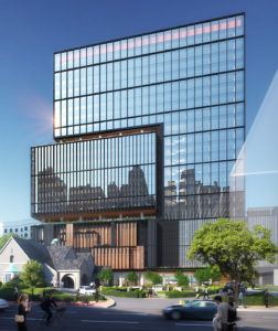 Portman Holdings, HKS Unveil Phase II Plans For 1020 Spring Street