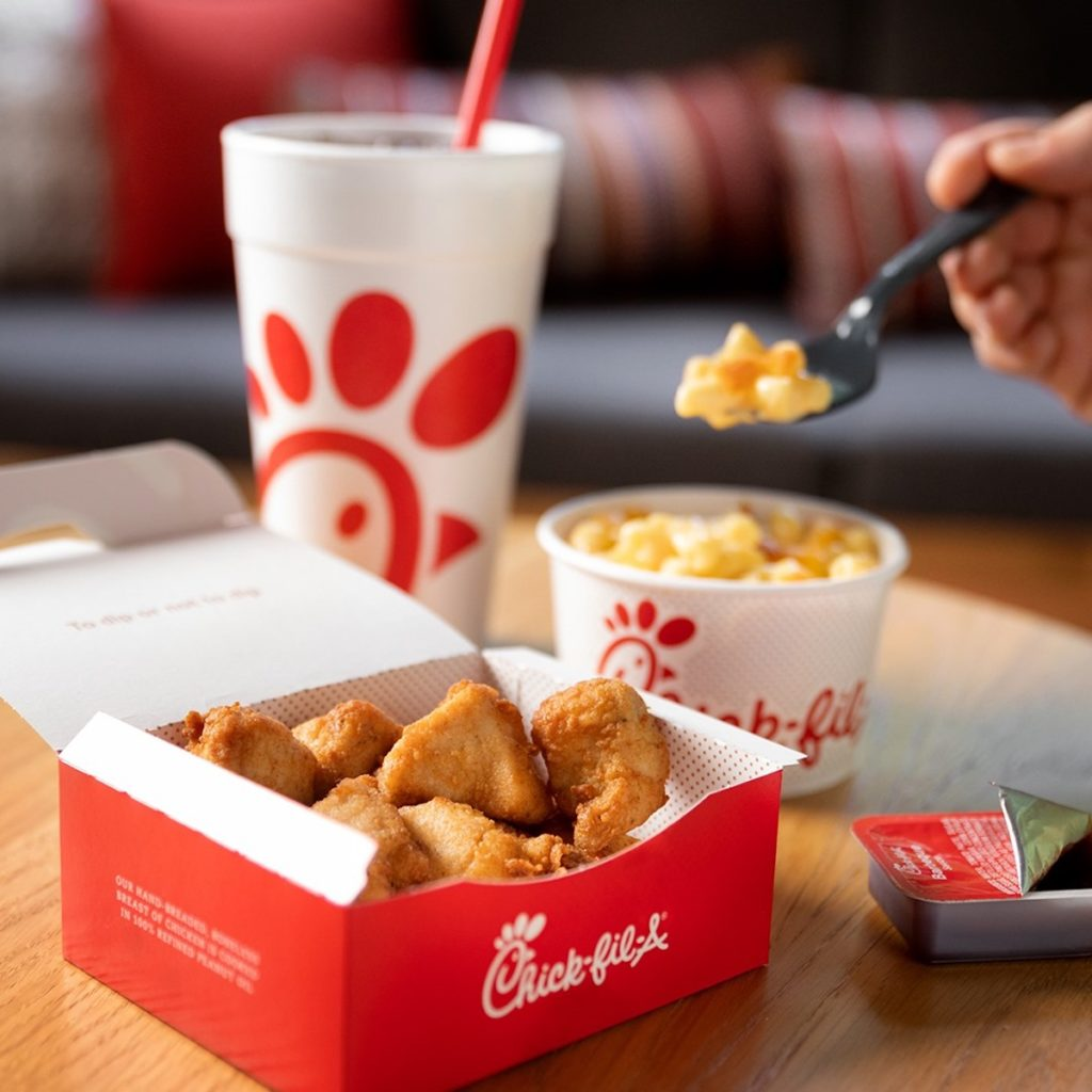 Chick-fil-A is headed to the old fourth ward