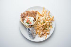 PITA Mediterranean Street Food Opens in Mercedes-Benz Stadium