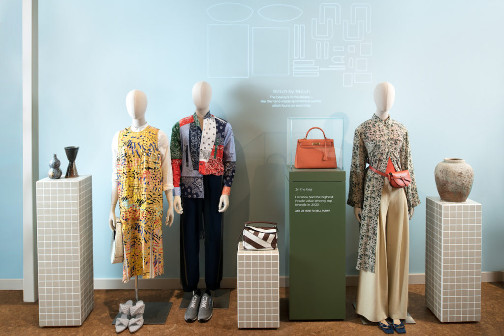 The RealReal Opens Its Buckhead Luxury Consignment Storefront - Photo 2