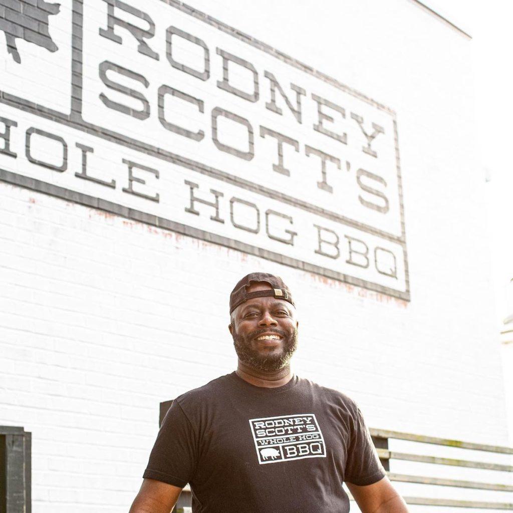 Rodney Scott Sets July 27 Opening For The Pitmaster's First Atlanta Restaurant