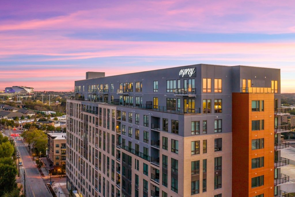 Equity Residential Acquires 320-Unit Osprey Apartment Community