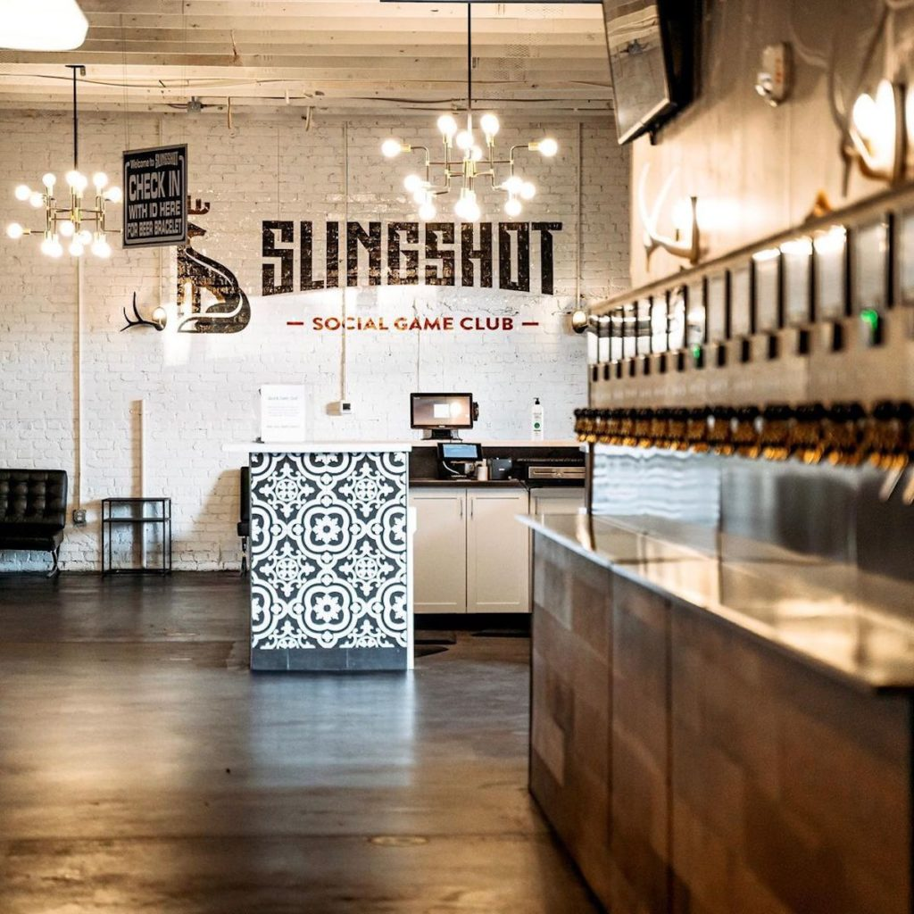 Slingshot Social Game Club to Debut with 45 Taps and 52 Games