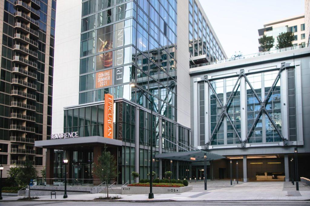 Food-Centric Epicurean Atlanta Hotel Now Open in Midtown