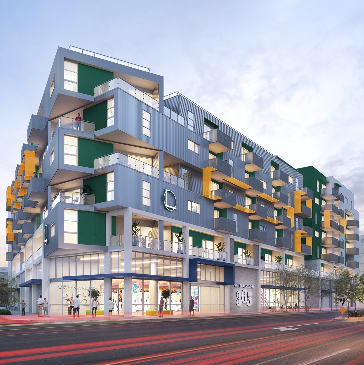 L + O NoHo Apartments - Whiole Foods Market