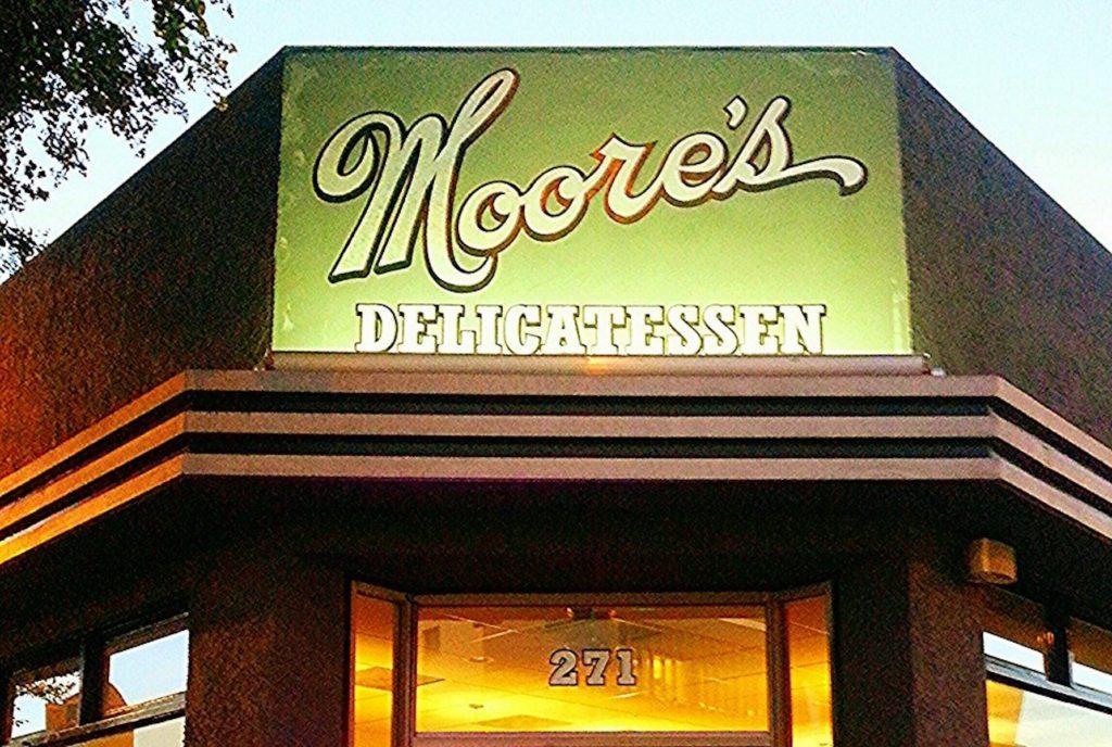 Moore's Deli Burbank Closed