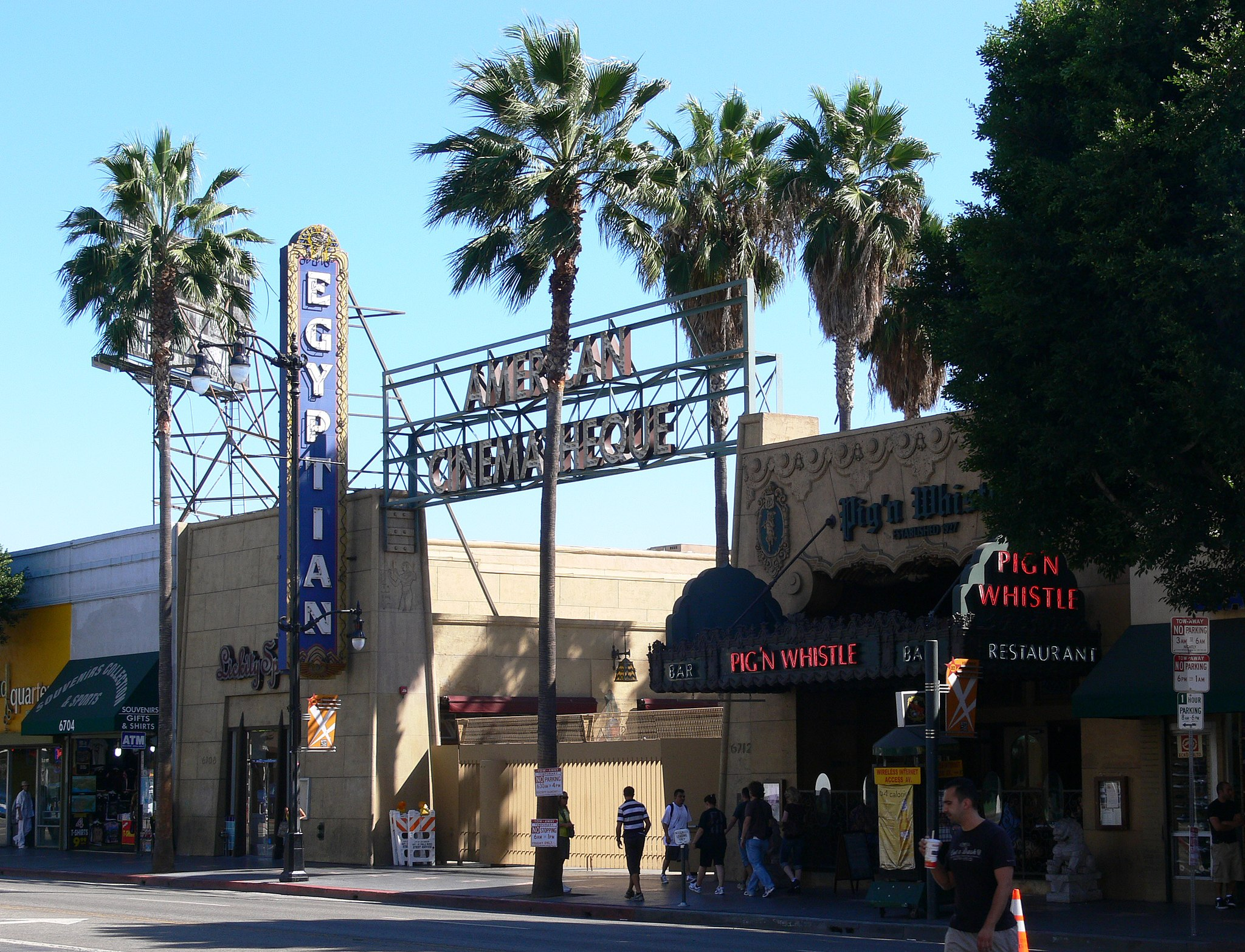 The Egyptian Theatre Hollywood