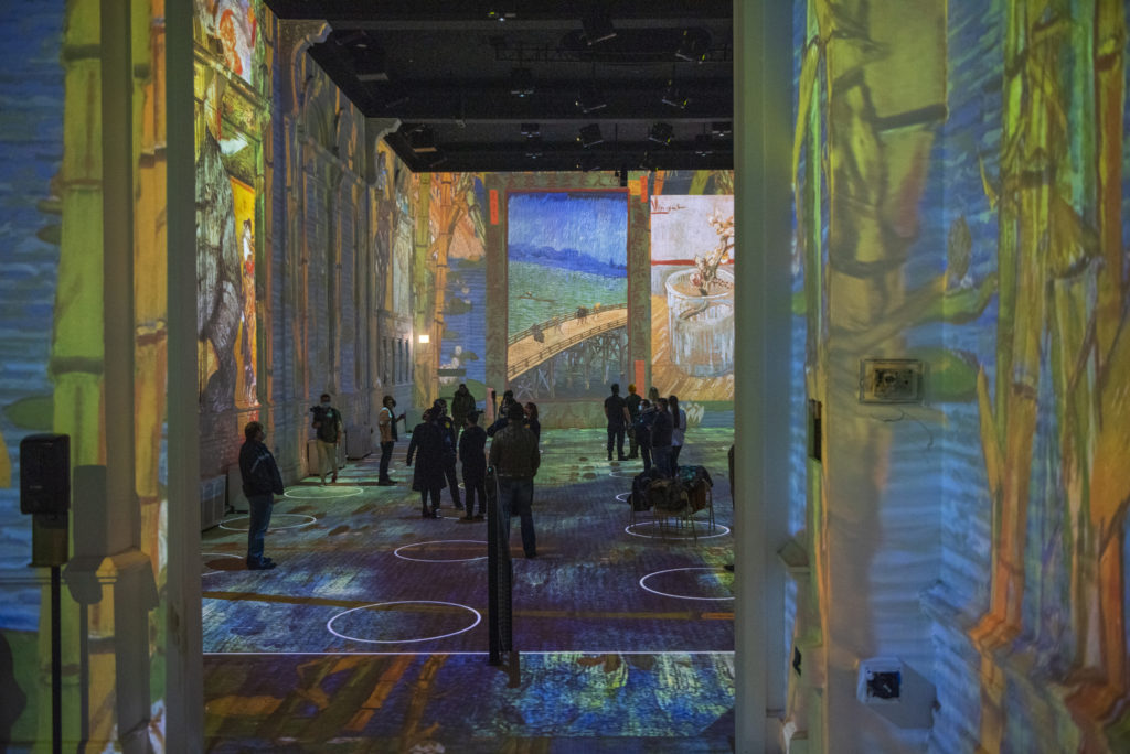 Immersive Van Gogh experience coming to unannounced L.A. location