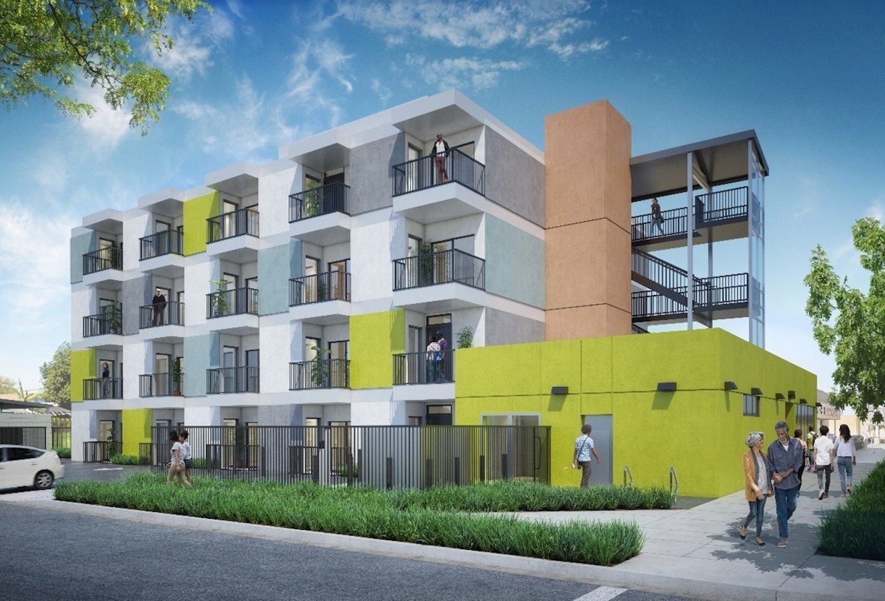 40-Unit South L.A. Permanent Supportive Housing project secures funding
