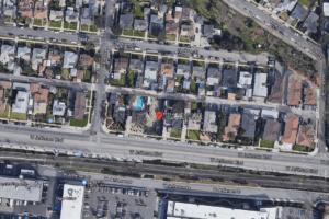 5551 West Jefferson Project Site
