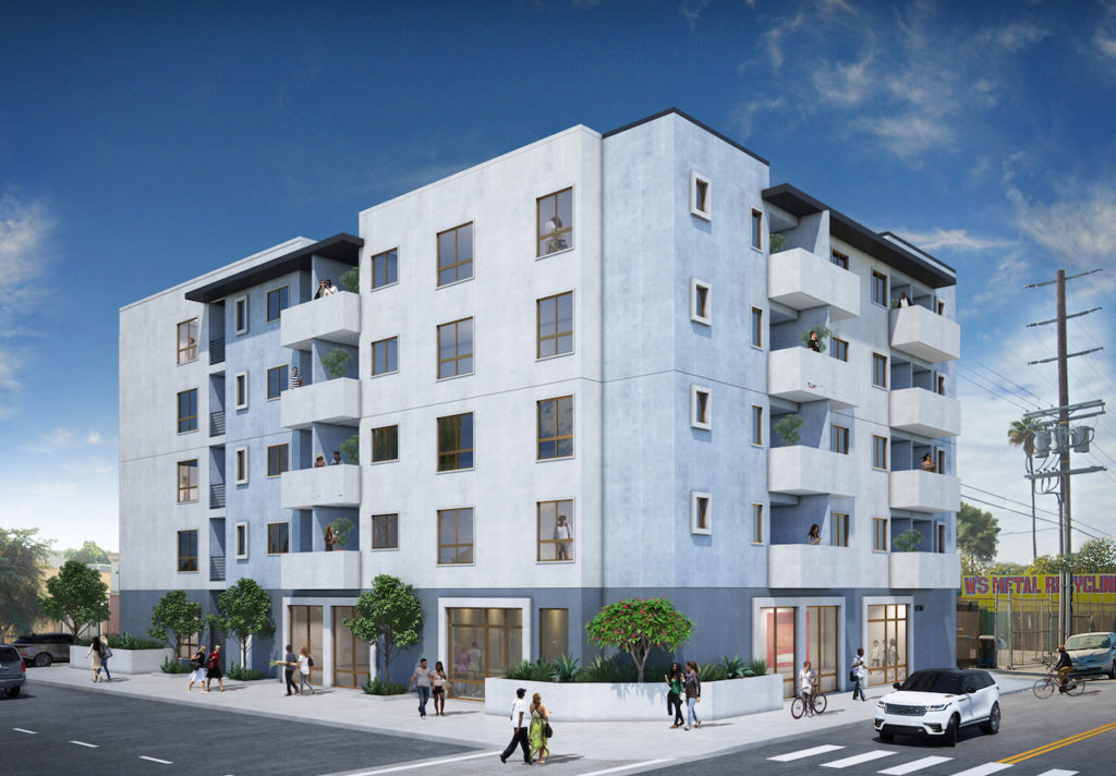 SDS Supportive Housing Finances Up To 1,800 Units Of Permanent Supportive Housing in California