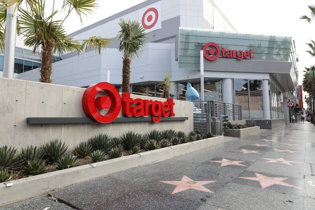 Hollywood Galaxy Target | Photo: Mark Von Holden/AP Images for Target