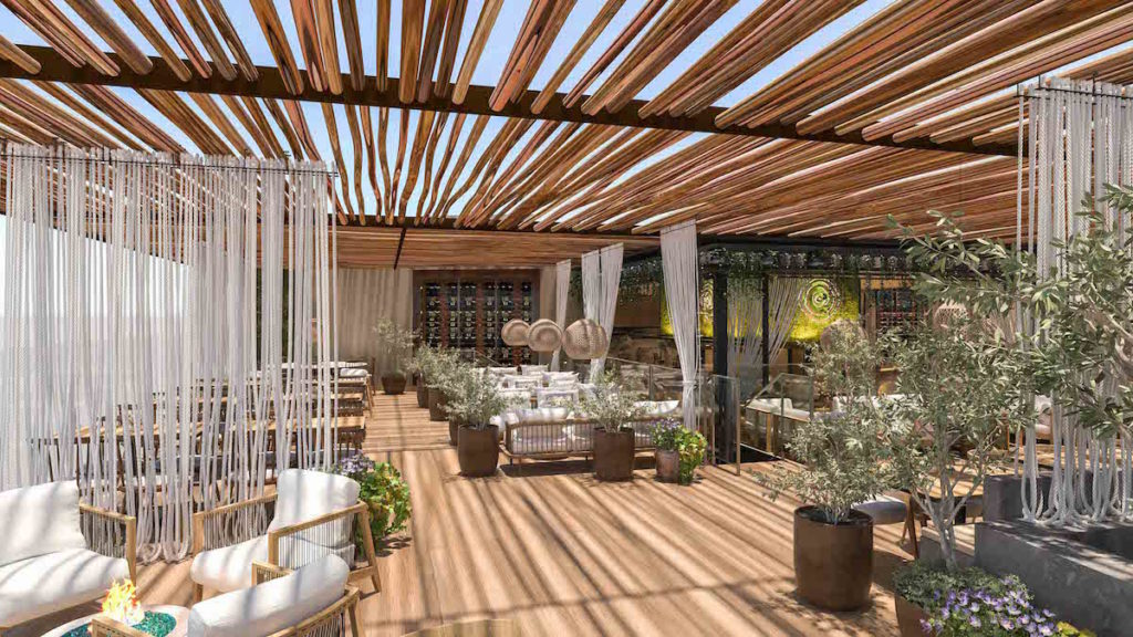 French-Californian Restaurant Moving into Santa Monica Place