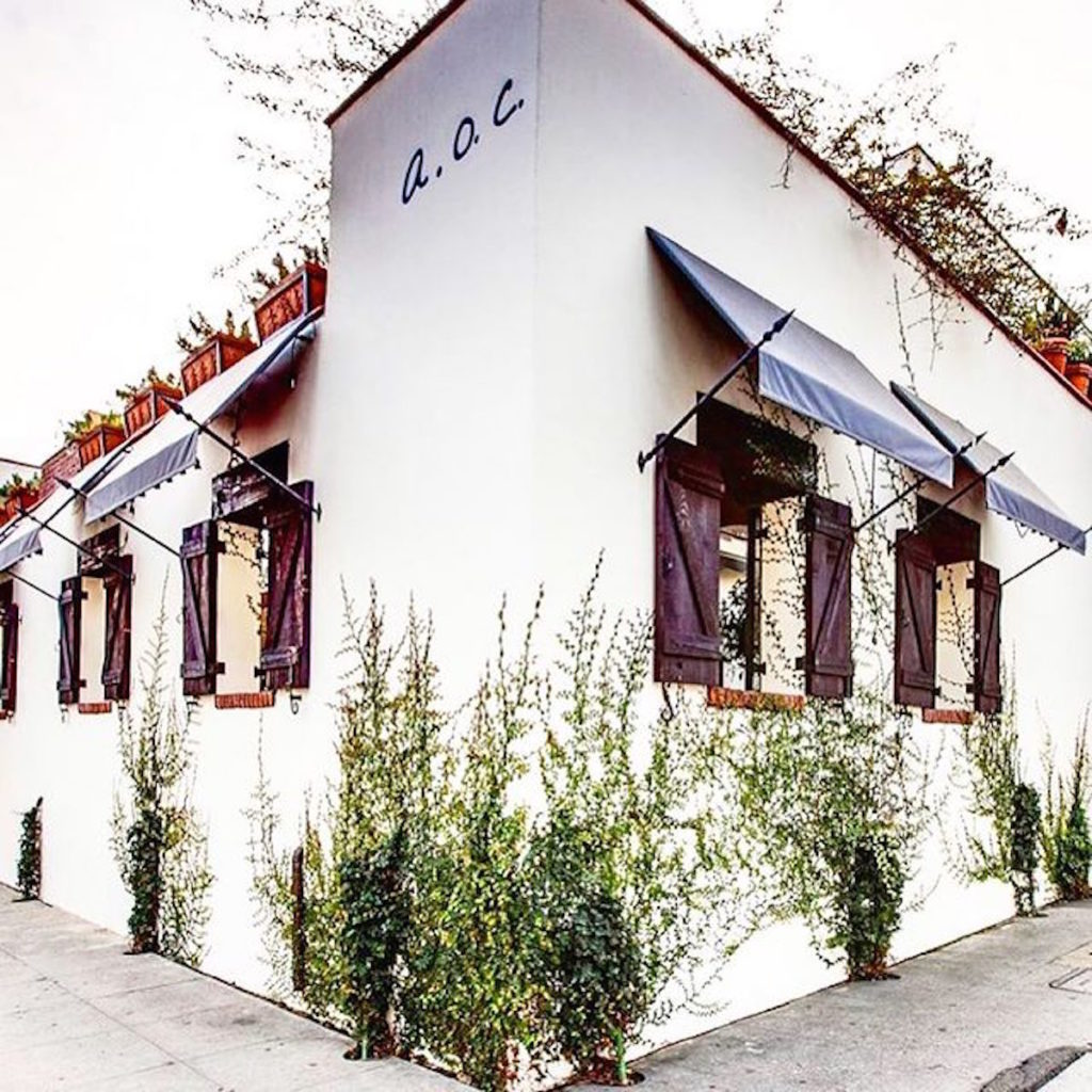 A.O.C. Preparing to Open Second Location in Brentwood