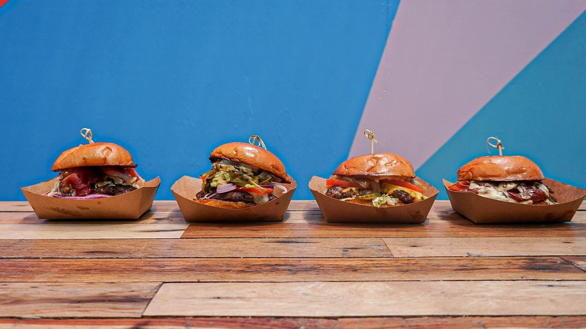 Celebrity Chef Brings Smörgasbord of Exquisite Burgers to Irvine