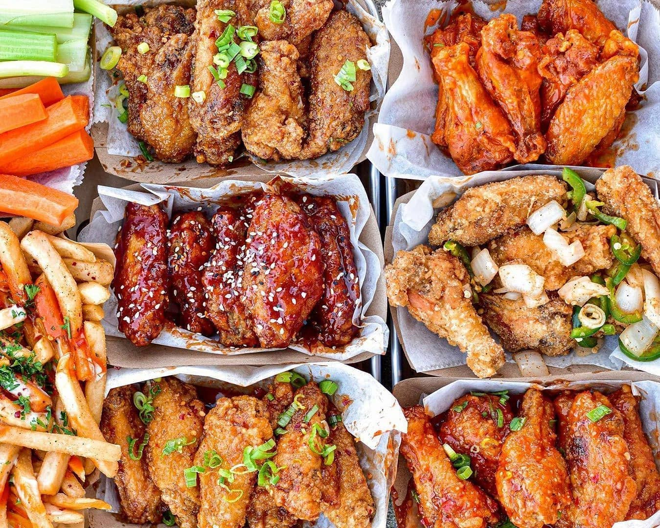 Fire Wings is Bringing the Heat to Downey's Promenade