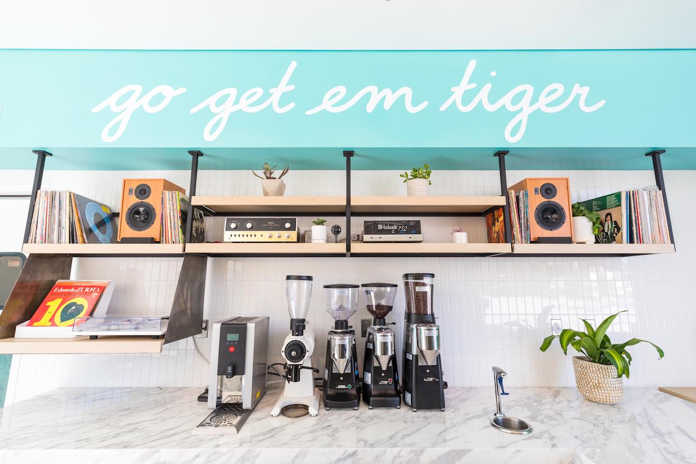 Go Get Em Tiger Prowls Santa Monica