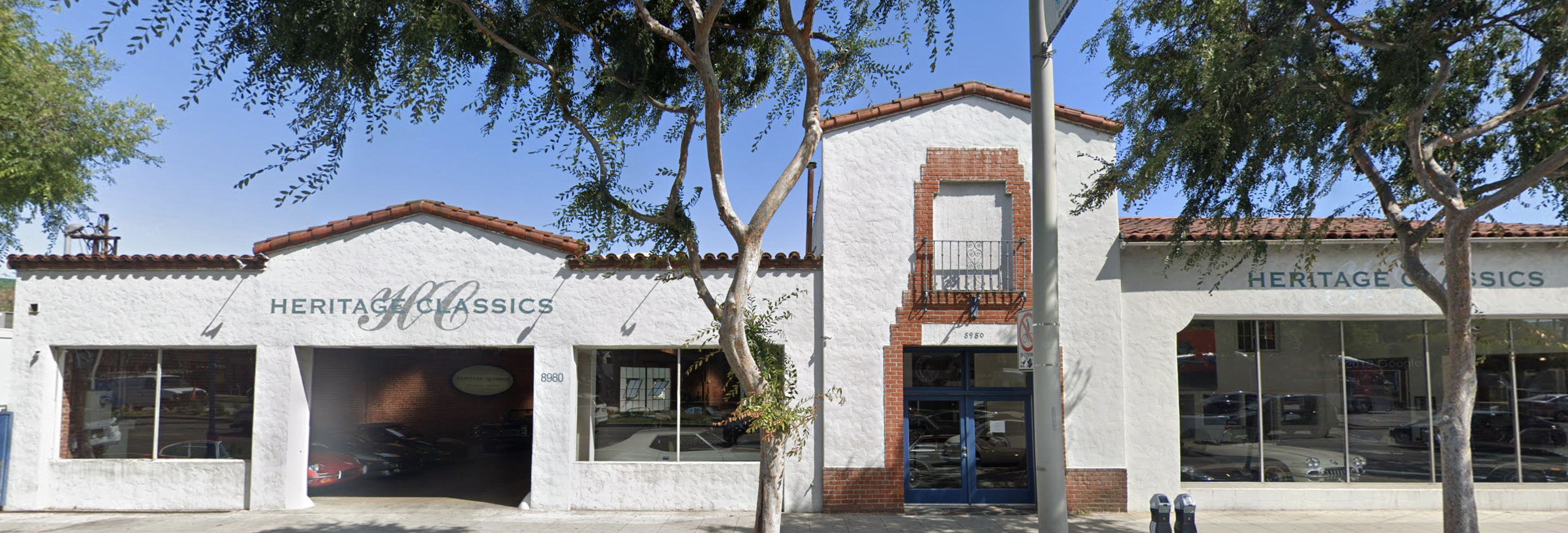 Historic Building on Sunset Blvd Leased to Hauser & Wirth