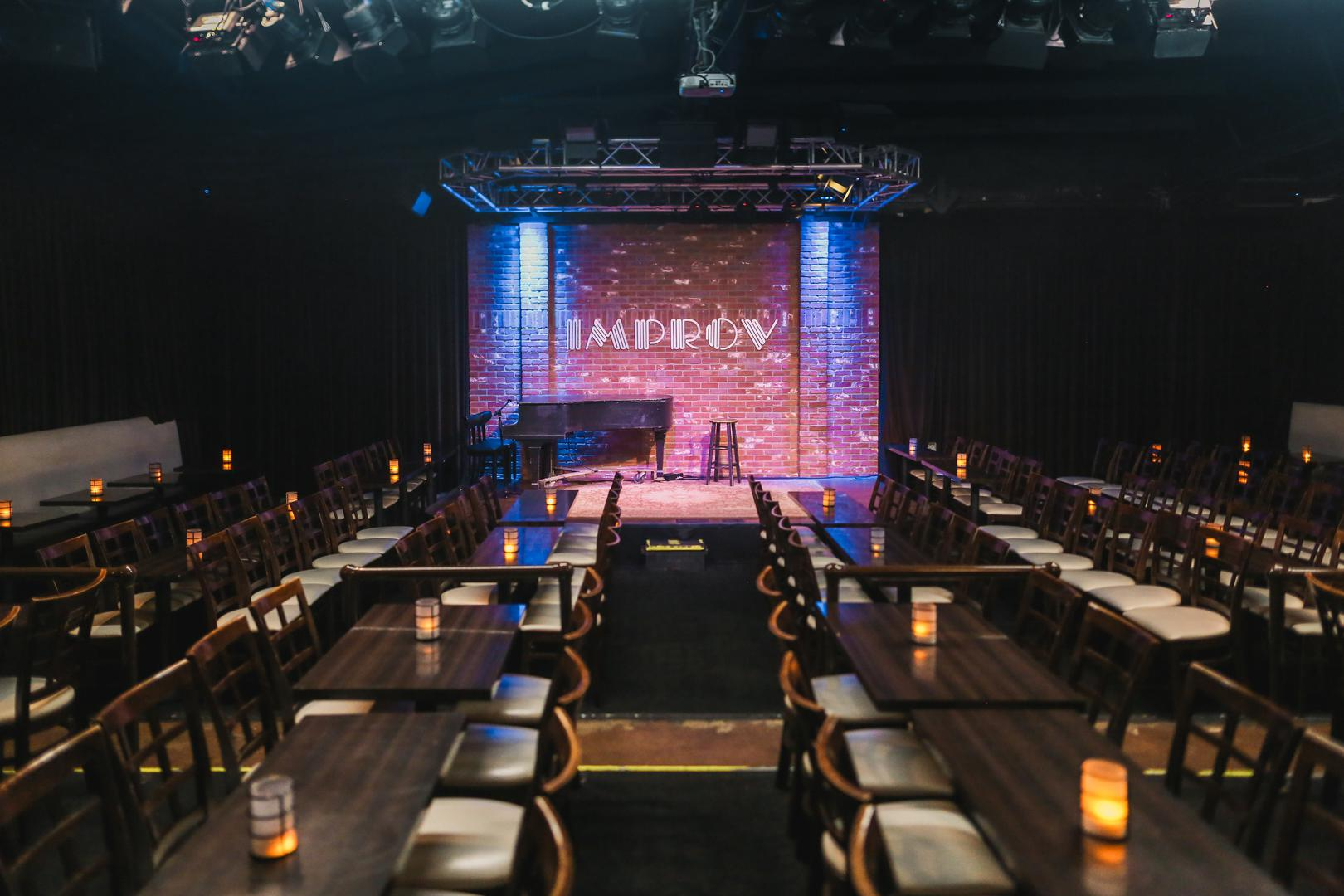 Hollywood Improv Requests Expansion