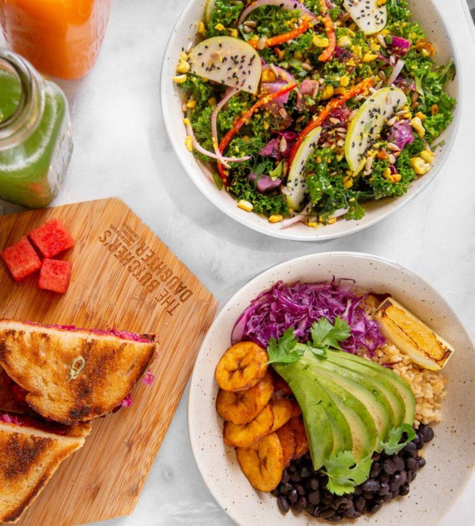 Manoukian Restaurant Bringing Plant-Based Options to Silver Lake