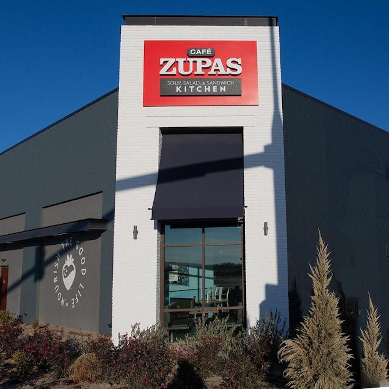 Cafe Zupas Adding Seventh Vegas Location