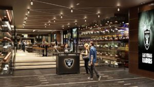 Raiders-themed restaurant in M Resort gets a name