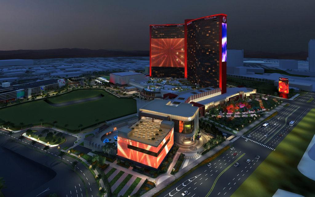 Resorts World Las Vegas Announces June 24 Grand Opening Date - Rendering 1