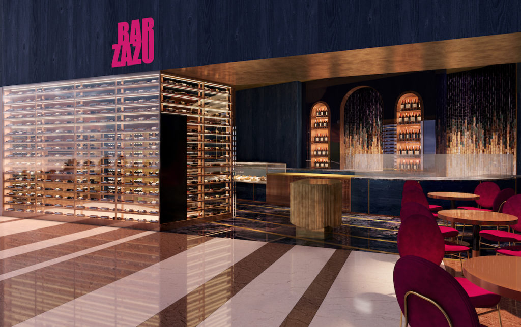 Brezza and Bar Zazu to Offer Something New and Different to Resorts World