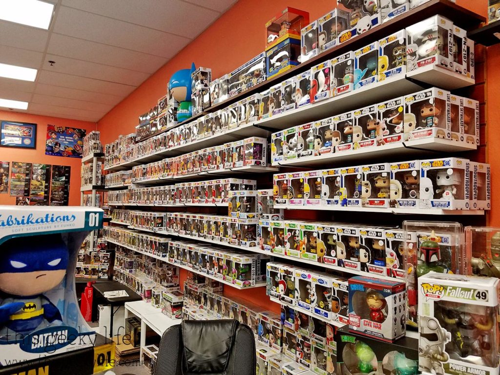 Brad's Toys Planning Fifth Location in Southeast Las Vegas