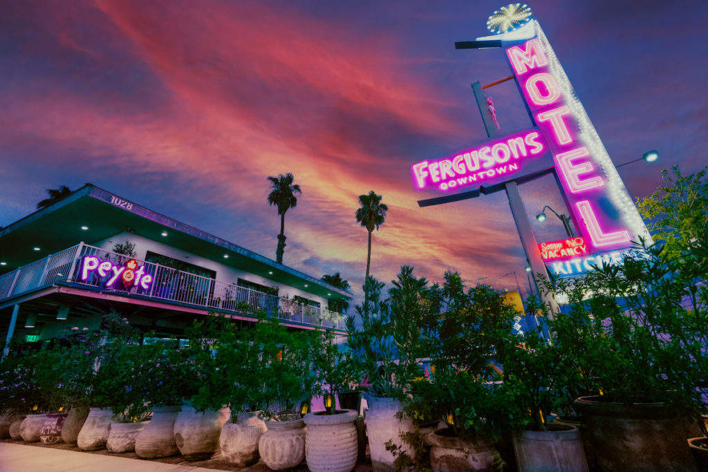 Peyote Announces Anticipated Debut at Fergusons Downtown Motel