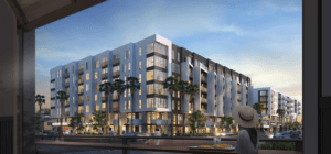 CVS to Anchor The Winslow, New Ground-Up North Park Mixed-Use - Rendering 1