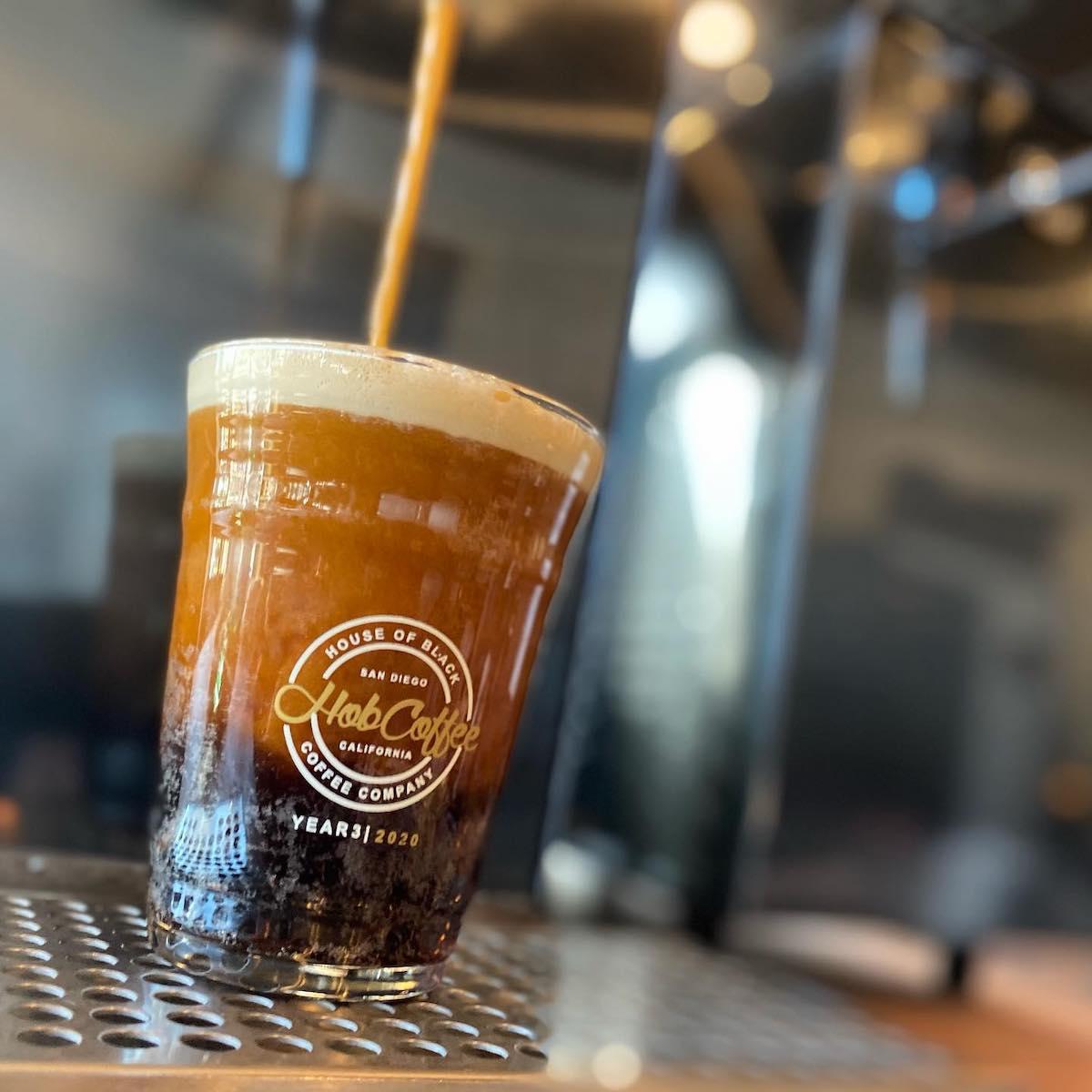 House of Black Coffee Company Plans Expansion Near Balboa Park